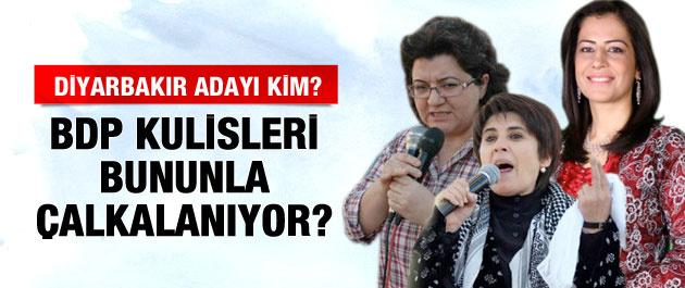 BDP'nin Diyarbakır adayı kim?