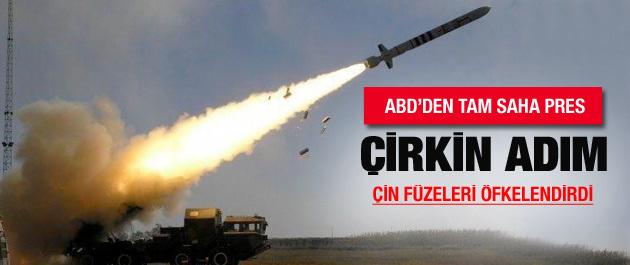 ABD'den Türkiye'ye sert füze tepkisi