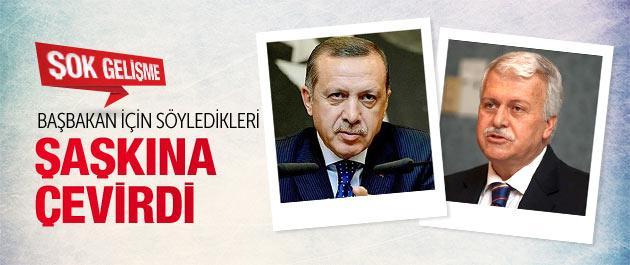 Hüseyin Gülerce'den Başbakan'a destek!