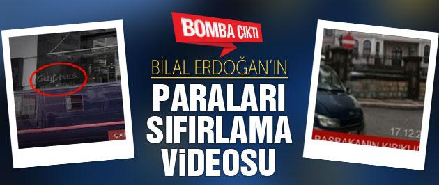 Bilal Erdoğan sıfırlama görüntüsü bomba çıktı