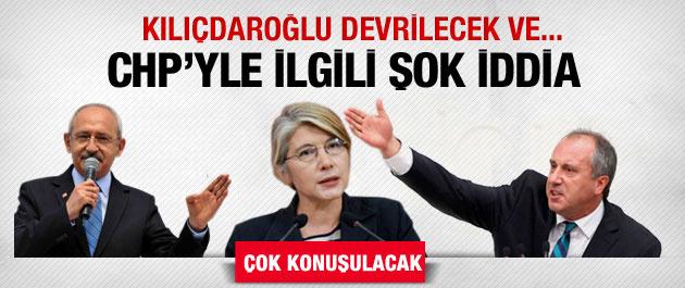 CHP'de Kılıçdaroğlu'yla ilgili bomba iddia