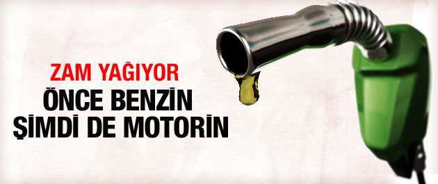 Benzin ve motorine  zam ile ilgili görsel sonucu