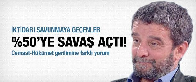 Mümtazer Türköne'den AK Parti iddiası