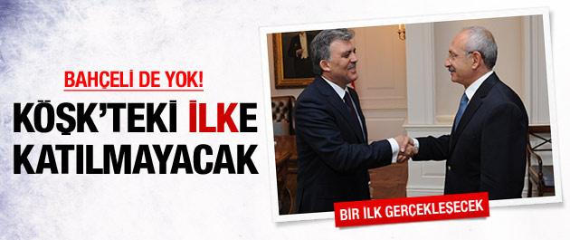 Kılıçdaroğlu'ndan son dakika kararı!