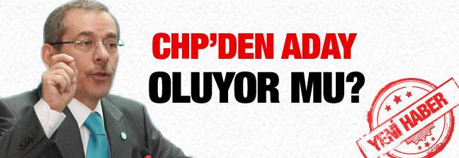 Abdüllatif Şener CHP'den aday olacak mı?