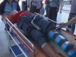 Alanyada korkunç kaza: 2 ölü