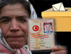 Oy kullanmayanı bekleyen ceza