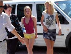Norveçli kızın tecavüz oyunu