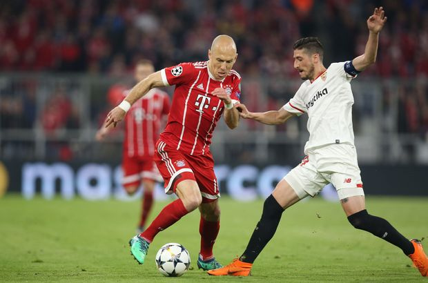 Bayern Münih ile Sevilla