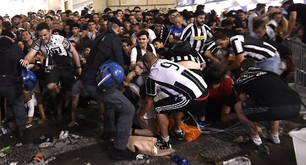 İtalya'daki olayda yaralananların sayısı 1527'ye yükseldi!