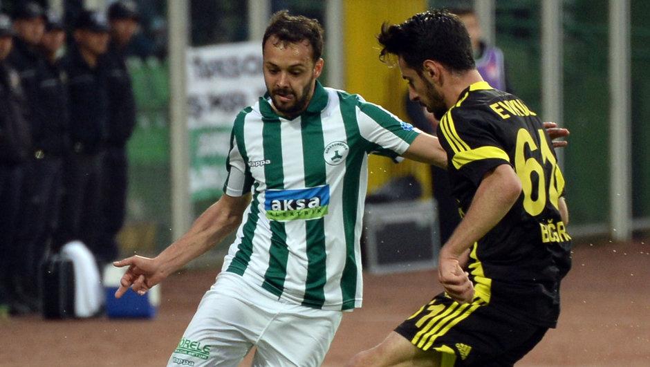Giresunspor-Evkur Yeni Malatyaspor