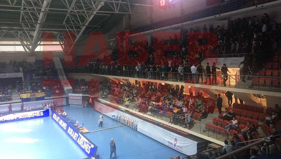 Fenerbahçe-Galatasaray voleybol