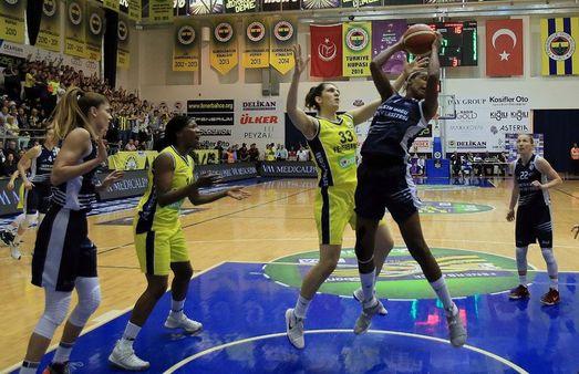 Fenerbahçe: 79 - Yakın Doğu Üniversitesi: 72