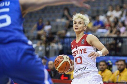 Türkiye A Milli Kadın Basketbol Takımı Yunanistan