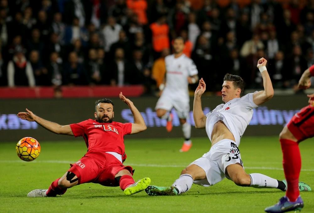 Beşiktaş Eskişehirspor