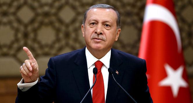 Cumhurbaşkanı Recep Tayyip Erdoğan 30. Muhtarlar Buluşması'nda konuştu.