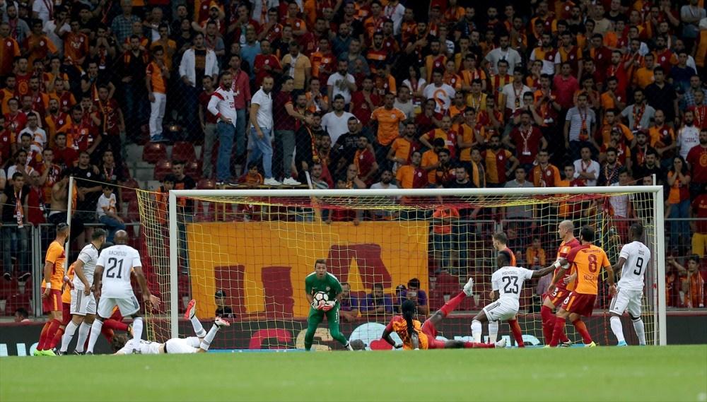 Galatasaray Östersunds maçı