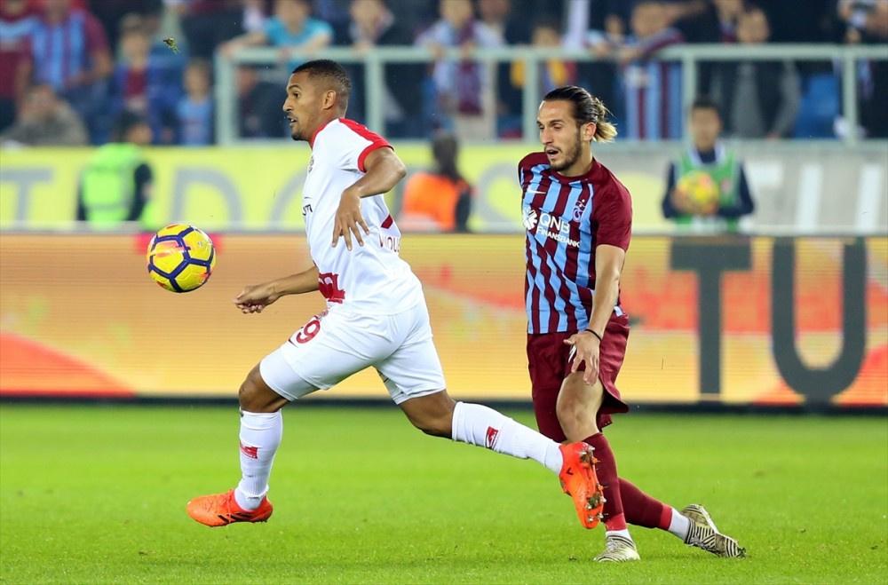 Trabzonspor Antalyaspor