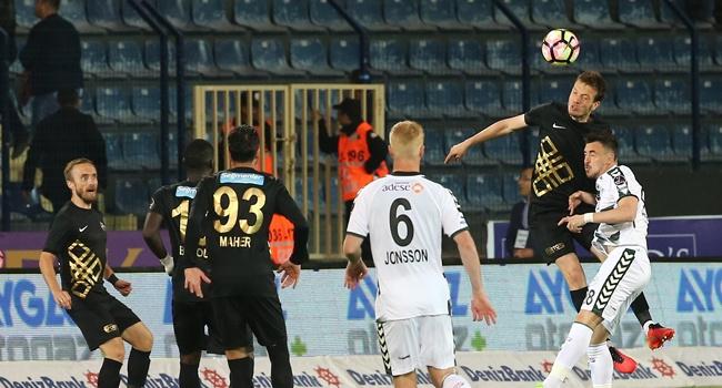 Osmanlıspor, Atiker Konyaspor