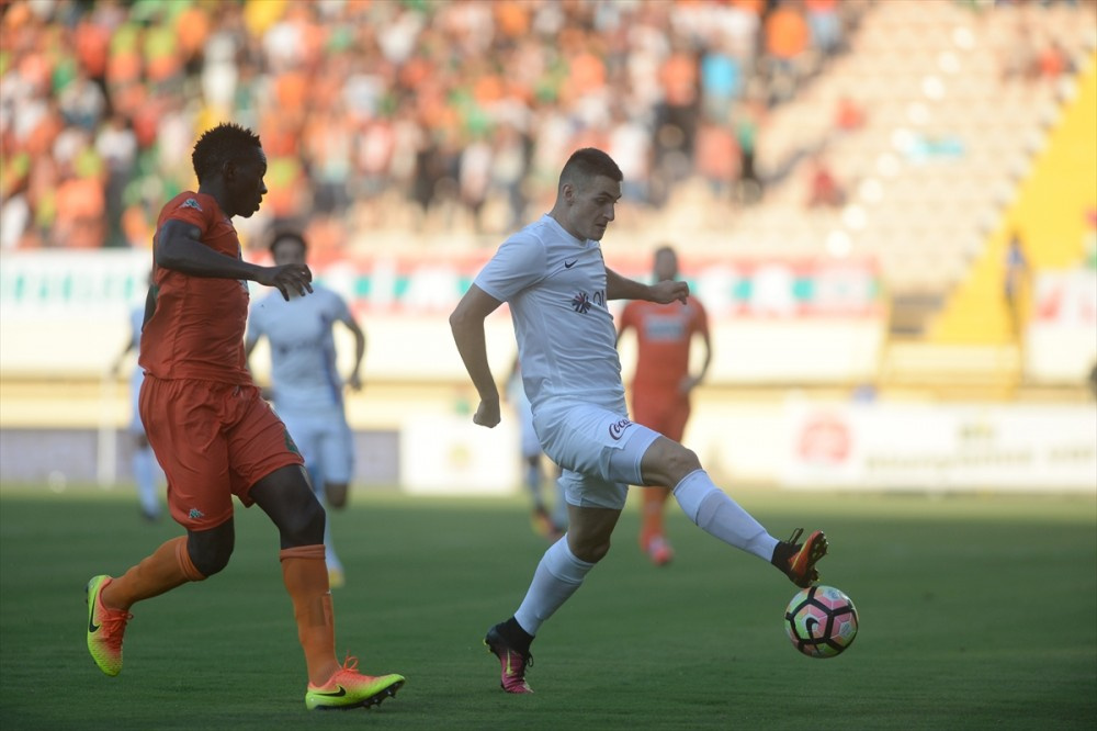 Alanyaspor Trabzonspor