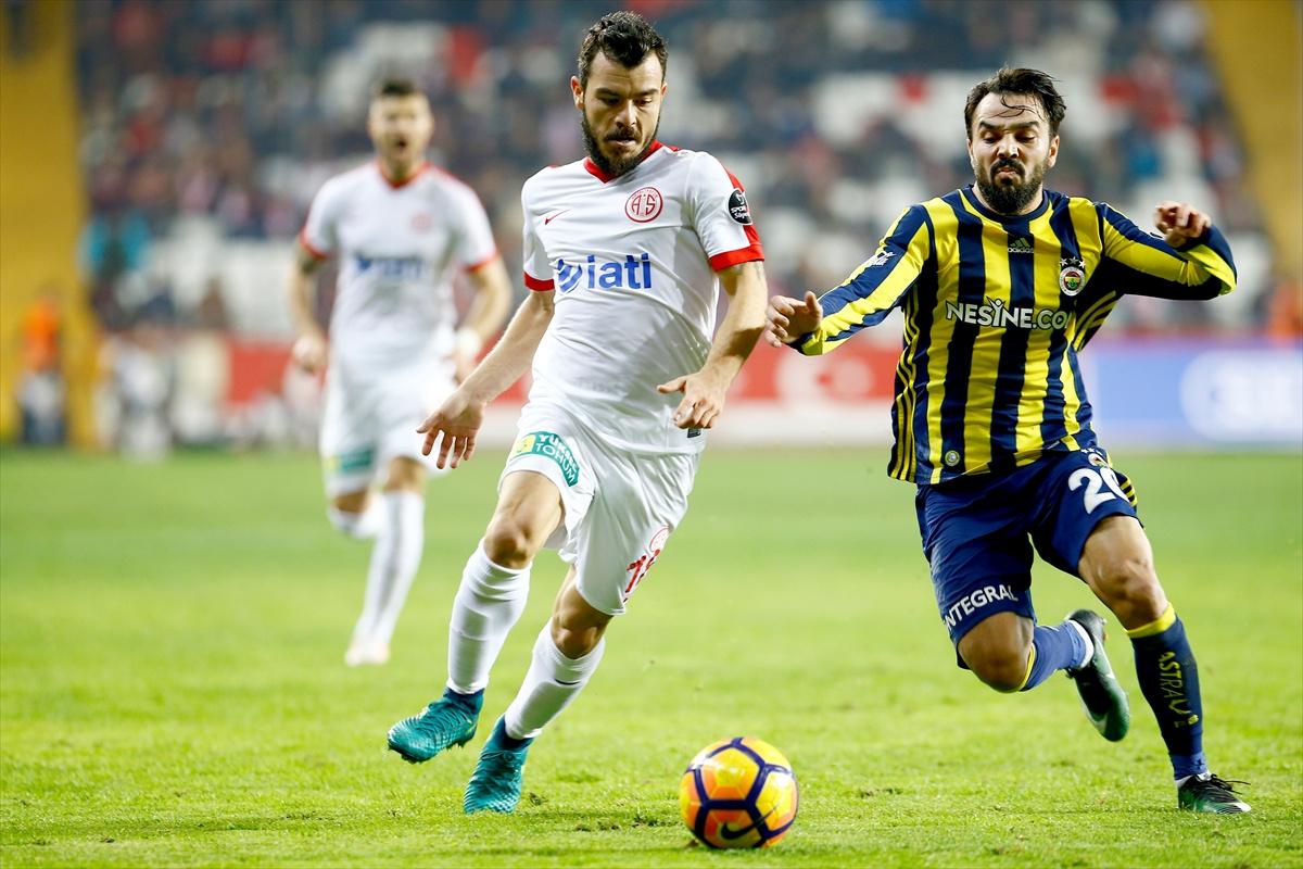 Antalyaspor Fenerbahçe maçı