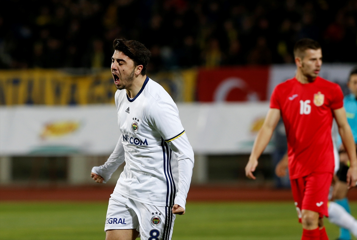 Fenerbahçe-Partizani Tirani