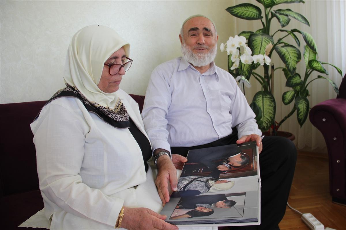 abdulhamit gül'ün ailesi
