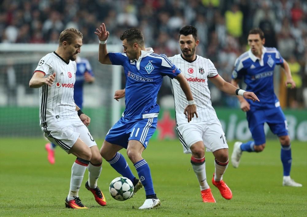Beşiktaş Dinamo Kiev