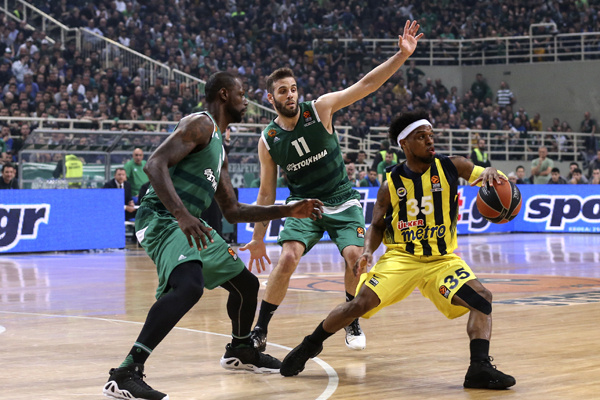 Panathinaikos - Fenerbahçe