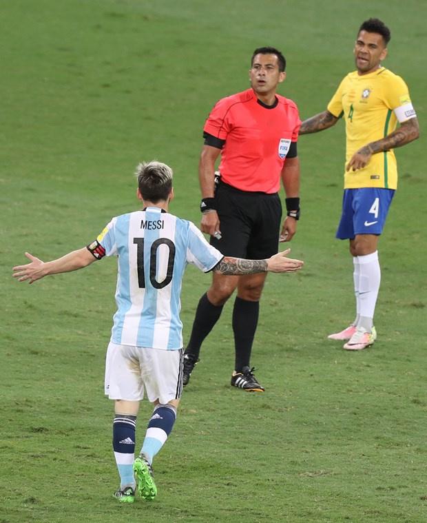 Messi ile Neymar