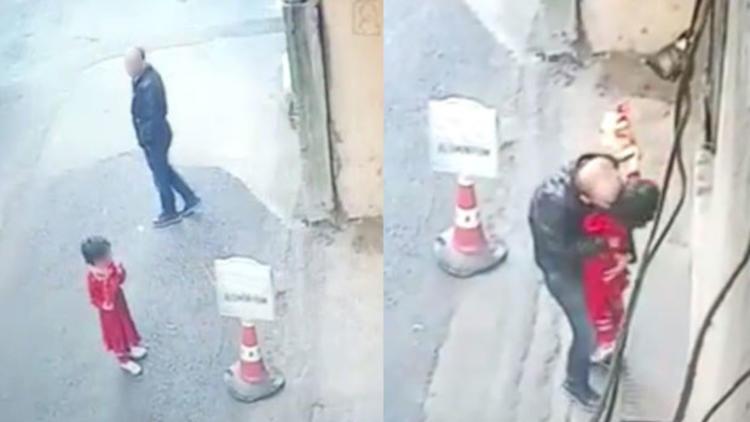 Trabzon'da küçük çocuk sapığını bu iğrenç görüntüler ele verdi
