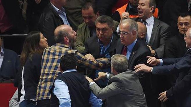 Fenerbahçe - Eczacıbaşı VitrA