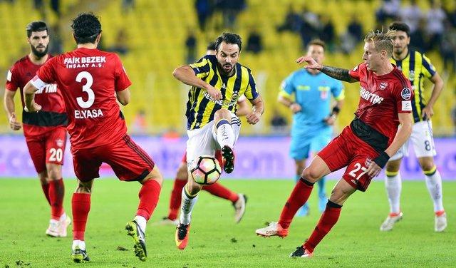 Fenerbahçe Gaziantespor