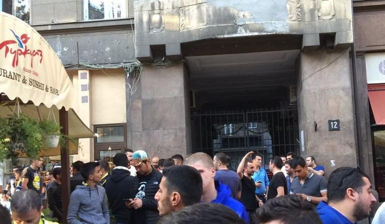 Fenerbahçe Zorya maçı öncesi ortalık karıştı