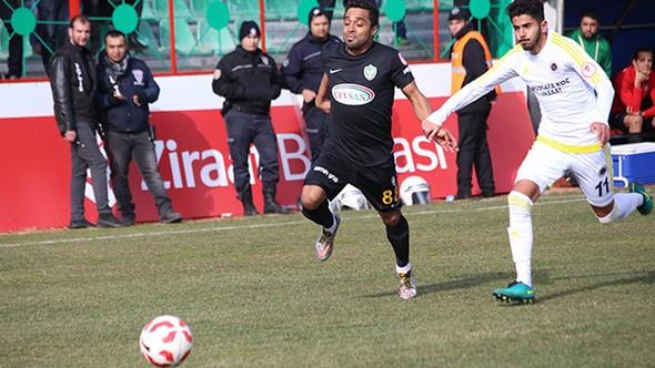 Amed Sportif Faaliyetler ile Menemen Belediyespor