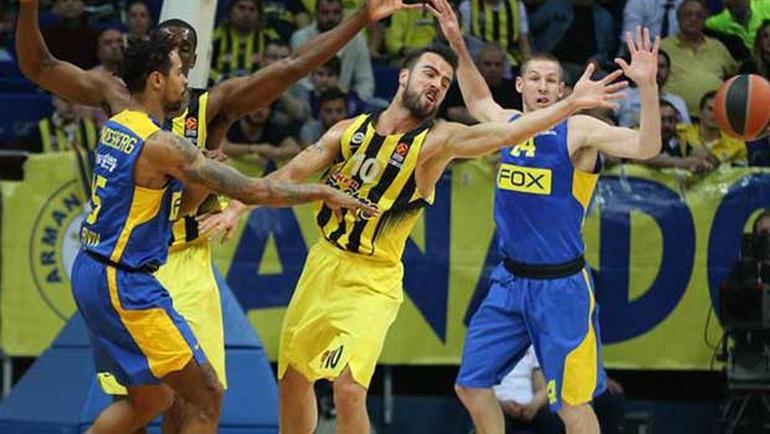 Fenerbahçe, Maccabi FOX Tel Aviv