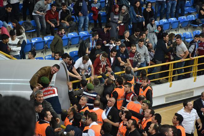 Trabzonspor - Fenerbahçe Doğuş
