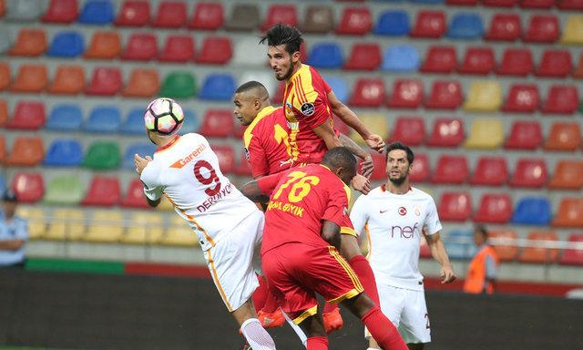 Kayserispor Galatasaray