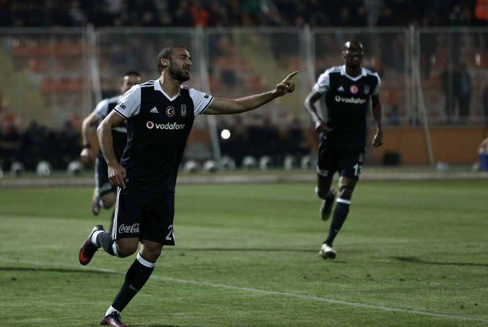 Adanaspor: 1 - Beşiktaş: 2