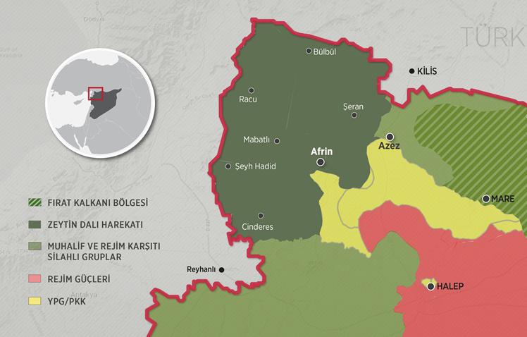 afrin haritası 1918 ile ilgili görsel sonucu