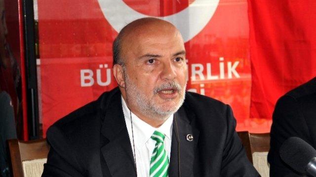 BBP Genel Başkan Yardımcısı Ahmet Yelis