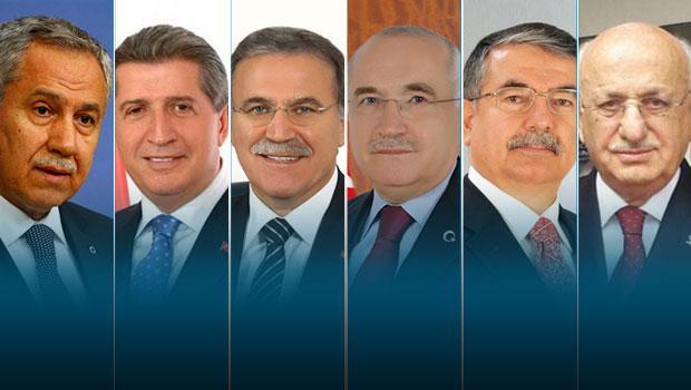 AK Parti Meclis Başkanları