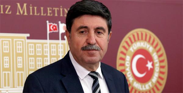 HDP Diyarbakır Milletvekil Altan Tan gözaltına alındı