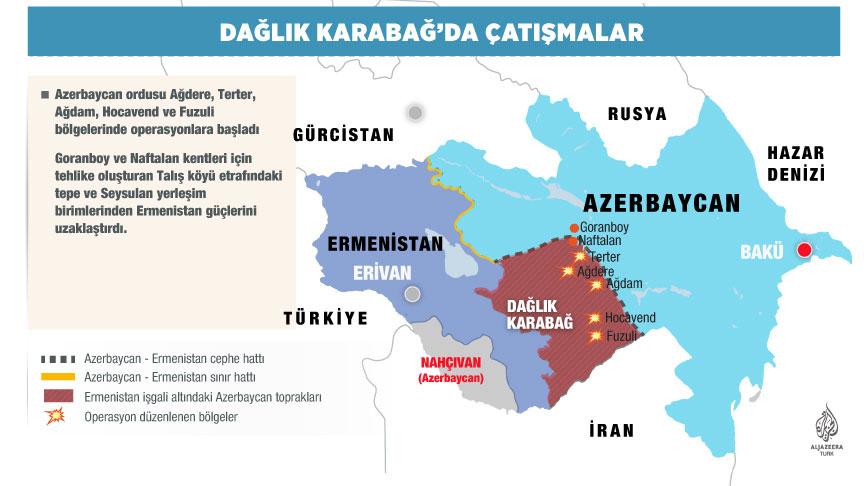 Ermeniler Azerbeycan kar��s�nda seferberlik  ilan etti !
