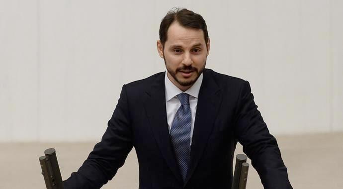 Berak Albayrak midir Erdoğan'ın damadı Berat Albayrak ne bakanı oldu