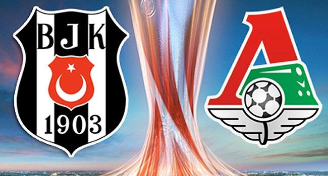 Beşiktaş Lokomotiv Moskova
