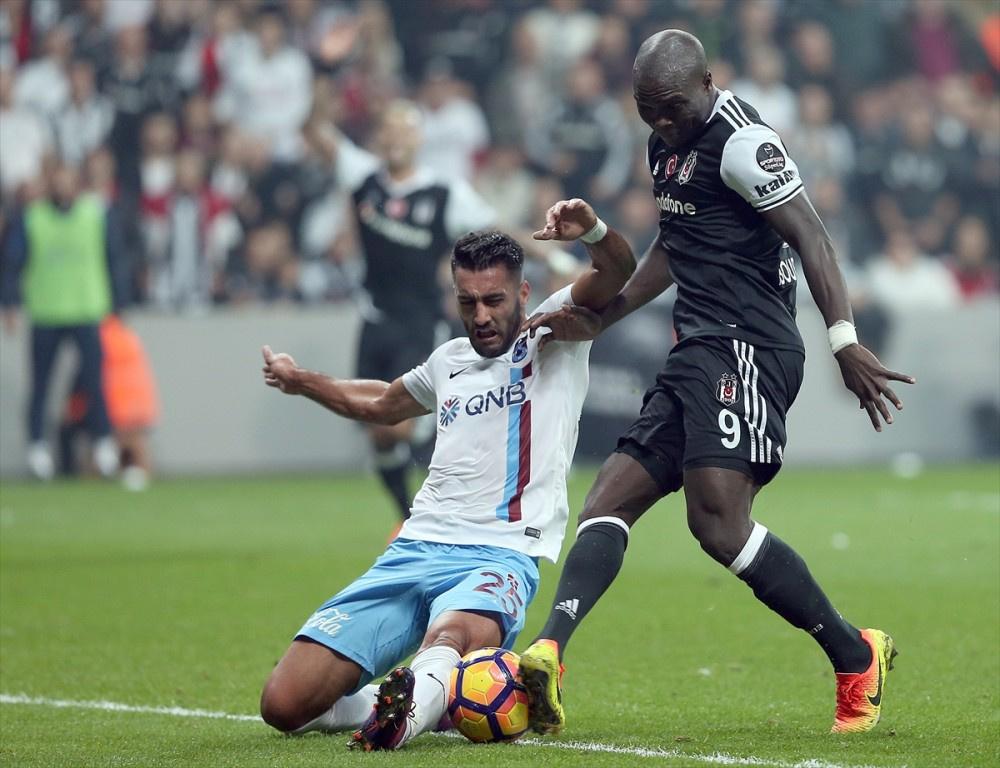 Beşiktaş, Trabzonspor