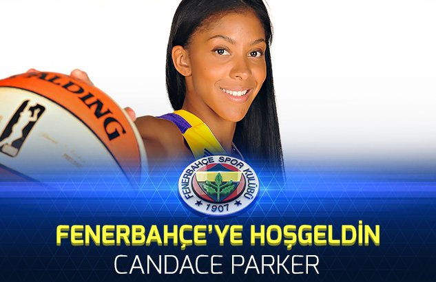 Candace Parker