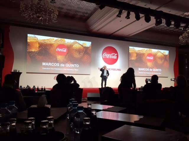 Coca Cola Tadini Cikar Dedi Bu Reklamlari Cekti Internet
