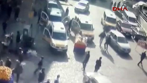 Diyarbakır saldırı bir polis daha şehit